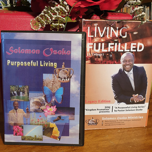Living Fulfilled/Purposeful Living (COMBO)