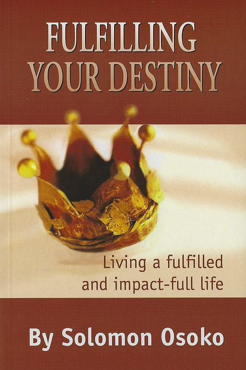 Fulfilling Your Destiny