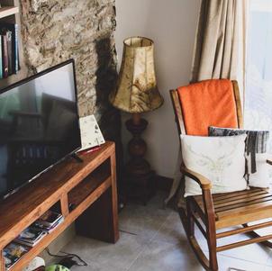 Hillside Lodge Living Area
