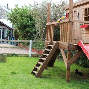 Hillside Lodge - Garden