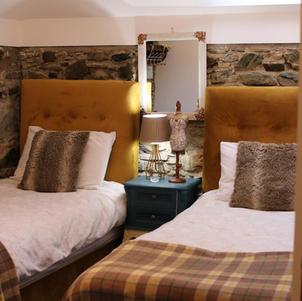 Hillside Lodge - Twin Room