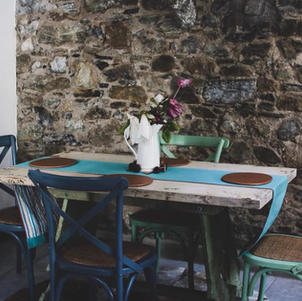 Hillside Lodge Dining Area