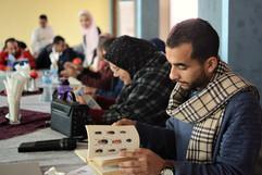 المعسكر الطلابي الأول بمحافظة الفيوم