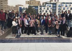 المعسكر الطلابي الثالث بمحافظة القاهرة