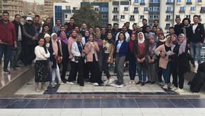 معسكر طلاب الجامعات الثالث للتنوع البيولوجي والتنمية المستدامة - القاهرة
