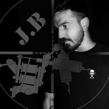 James Brennan, International award winning black and grey tattoo artist