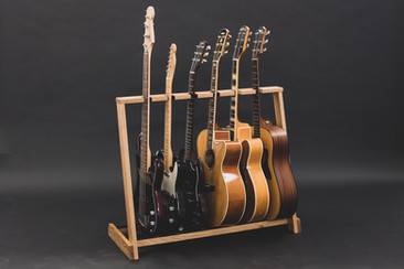 6 guitar stand