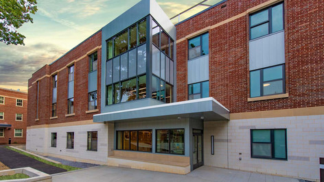 MOLLOY COLLEGE - BOGNER RESIDENCE HALL