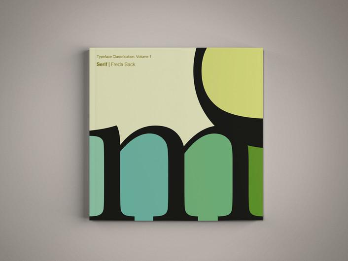 Serif / Book Cover