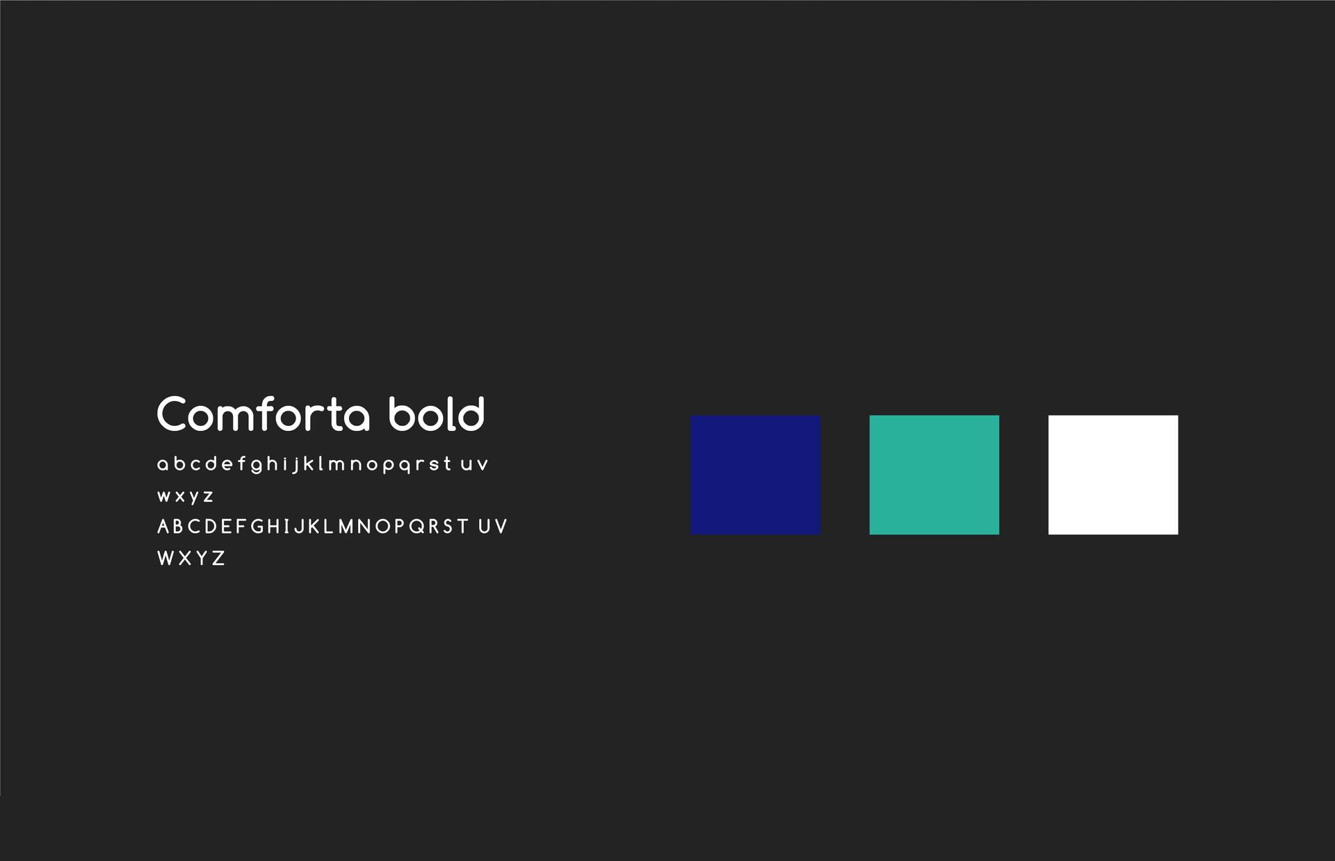 Font & Colours