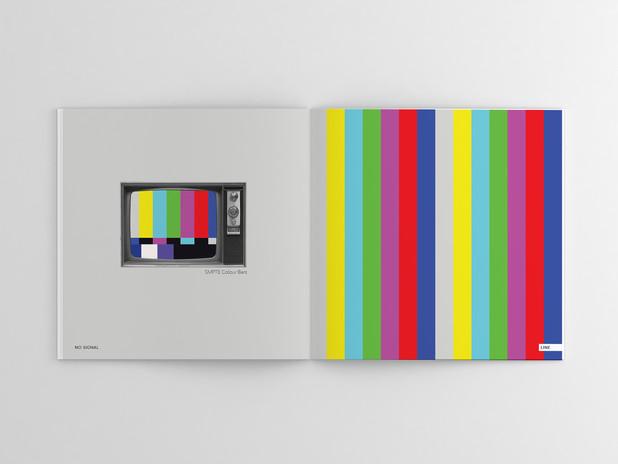 SMPTE Colour Bars