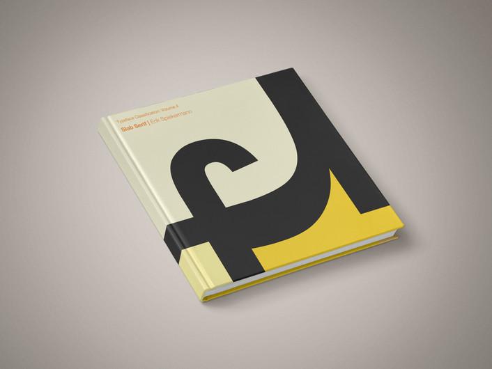 Slab Serif / Book Cover