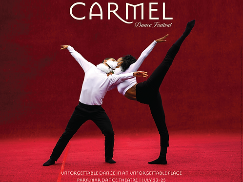 Signed PARA.MAR Dance Theatre Poster