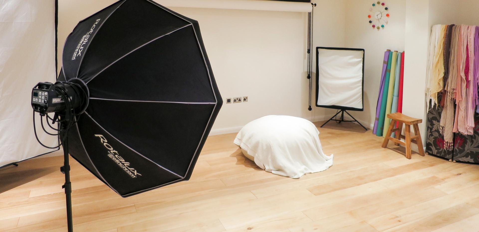 Studio Portraits in Richmond, London