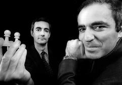 Kasparov Chess world champion