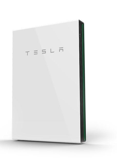 Image of Tesla Power Wall