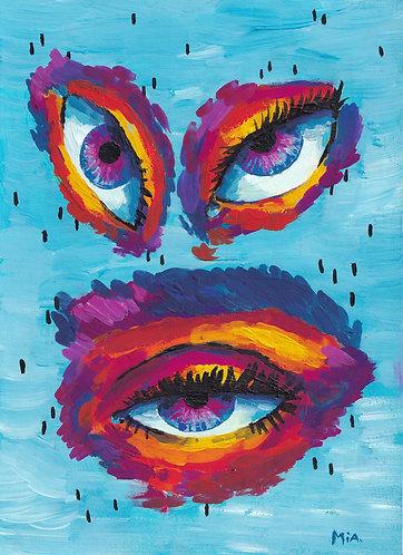 Eyes in the sky.