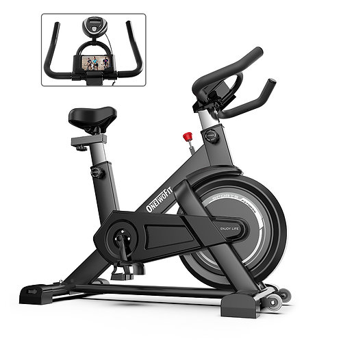 Indoor Exercise Bike with Monitor OT198