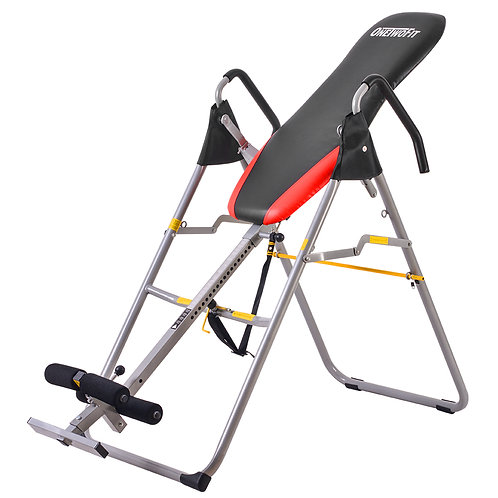 Folding Inversion Table Therapy Stretching Machine OT079