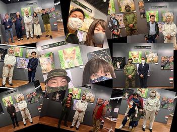 髙橋忠照写真展「STEALTH~スナイパーが撮る北の野生~」大阪展終了