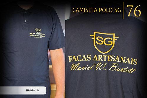 CAMISETA POLO SG