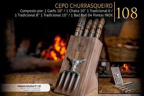 CEPO CHURRASQUEIRO