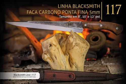 LINHA BLACKSMITH FACA PONTA FINA 5MM