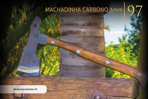 MACHADINHA CARBONO 3MM