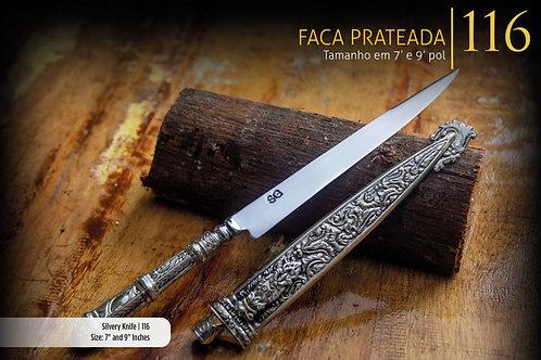 FACA PRATEADA