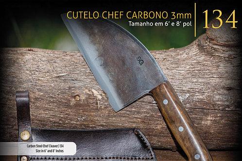 CUTELO CHEF CARBONO