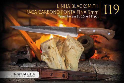 LINHA BLACKSMITH FACA PONTA FINA 3MM