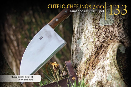 CUTELO CHEF INOX