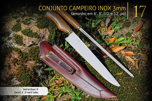 CONJUNTO CAMPEIRO 3mm