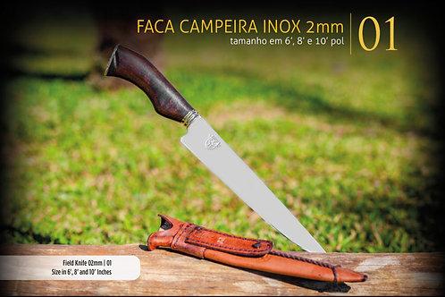 Faca Campeira 2mm