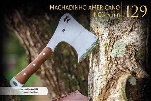 MACHADINHO AMERICANO INOX 5MM