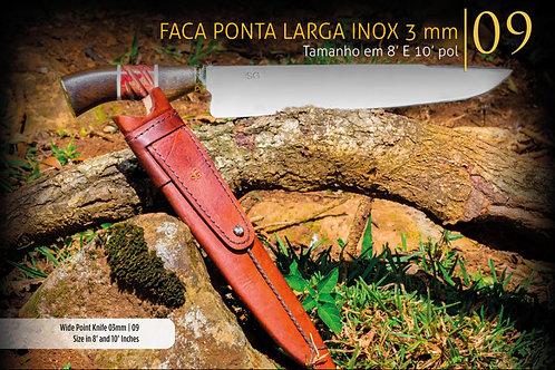 Faca Ponta Larga