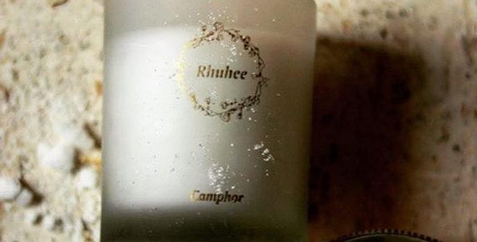 Camphor Candle