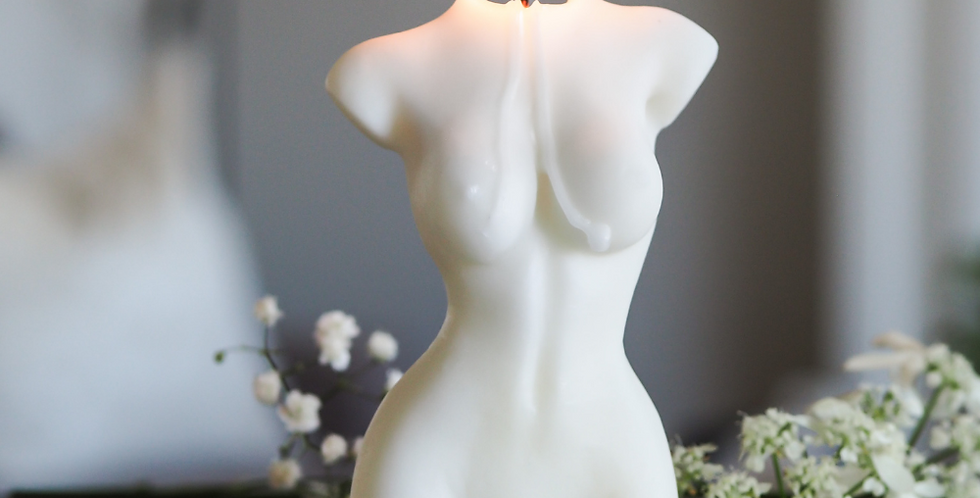 Torso Candle