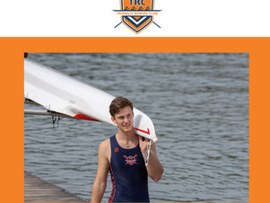 Triangle Rowing Club's Cameron Ganim commits to row at Jacksonville University