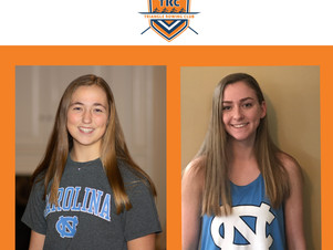 UNC Adds Two TRC Rowers to Stellar Incoming Class