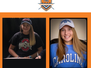 Two TRC Athletes Commit to Row at Top Collegiate Rowing Programs
