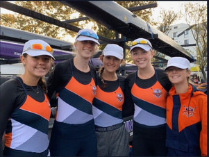 Triangle Rowing Club Place 14th at HOCR!