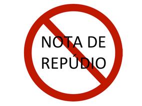 NOTA DE REPÚDIO - CURSO DE ESPECIALIZAÇÃO EM OD. LEGAL COORDENADO POR PROFISSIONAL NÃO GRADUADO EM O