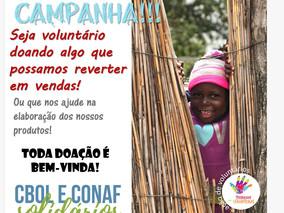 CBOL e CONAF terão ação solidária!