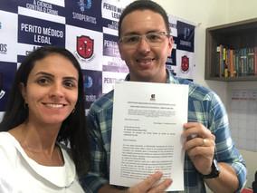 ABOL apoia interdição do Instituto de Polícia Científica (IPC) de João Pessoa devido as más condiçõe