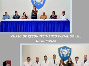 Curso de Reconhecimento Facial foi realizado em Roraima