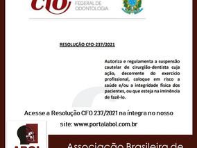Resolução CFO-237/2021