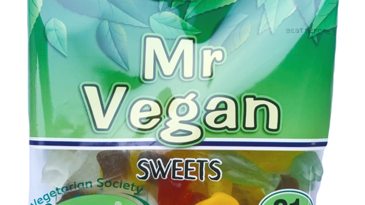 Mr Vegan Jelly Mix