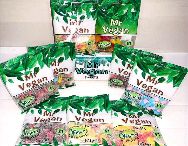 Mr Vegan Sweets