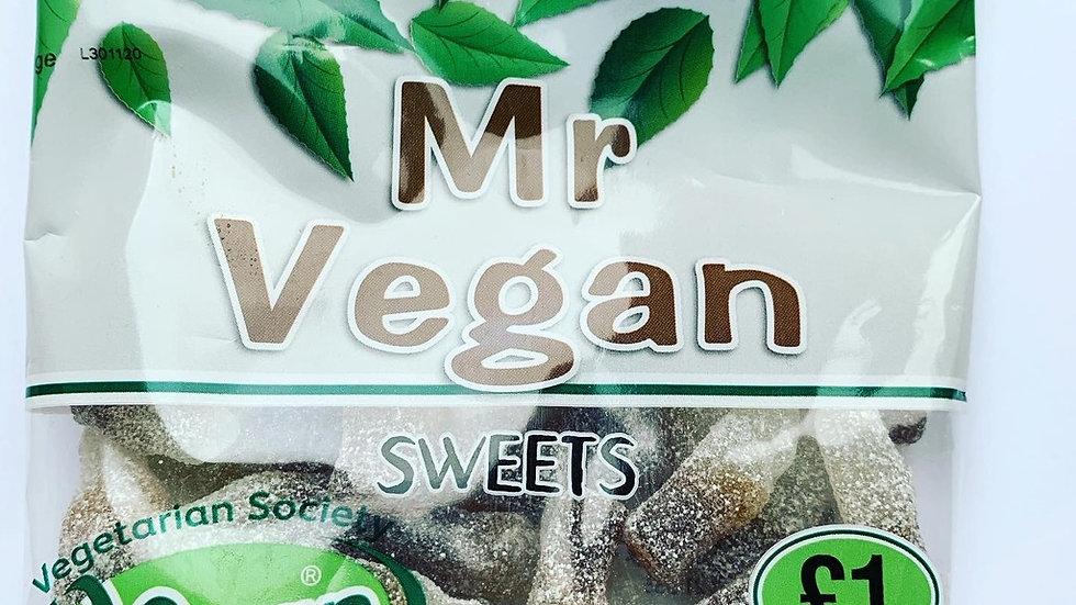 Mr Vegan Sour Cola Bottles